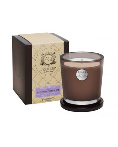 Lavender Chaparral - Large Candle in Gift Box