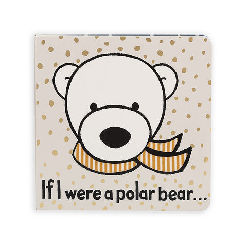 If I Were a Polar Bear Book - White or Red