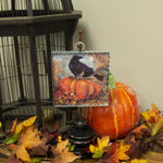 Rozie Pumpkin and Crow