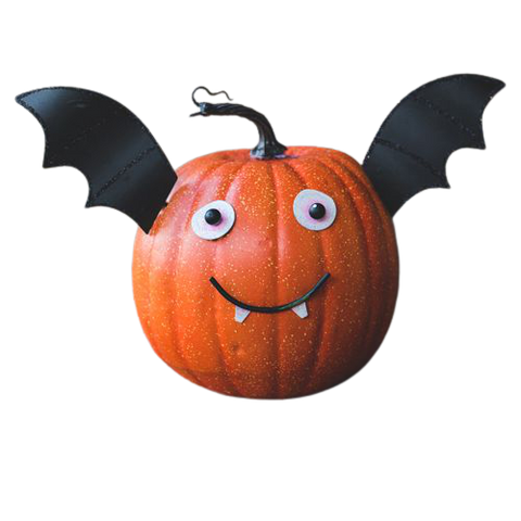 Bat Pumpkin Parts