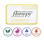 Even Skin Tone Aromatherapy Sheet Mask - Sunflower Lemon