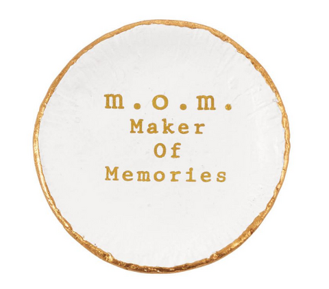 Mom Maker of Memories Mini Dish