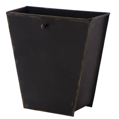 Black Display Pocket Planter
