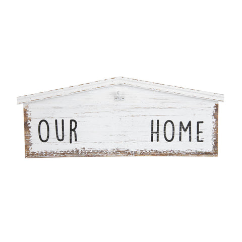 """Our Home"" Display Board"