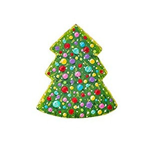 Christmas Magnet: Tree or Peppermint