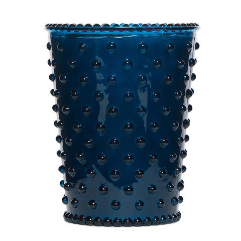 Simpatico Hobnail Candle - Ambergris