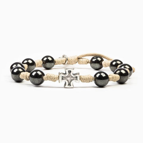 Honor Blessing Bracelet For Men - Tan or Slate