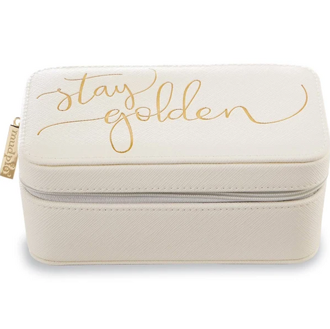 Jewelry Case - White