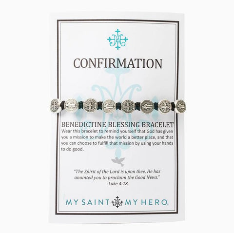 Confirmation Blessing Bracelet