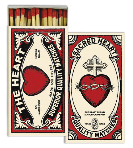 Sacred Heart Matches