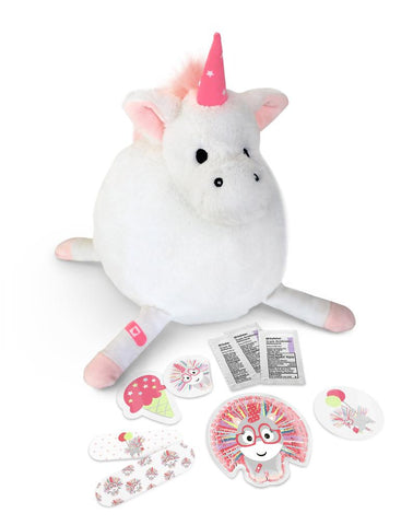 First Aid Kit You Can Cuddle! Lily Unicorn