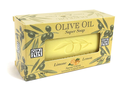 Olive Oil Soap - Lemon