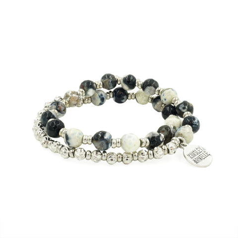 Wrap Collection - Silver Ora Bracelet