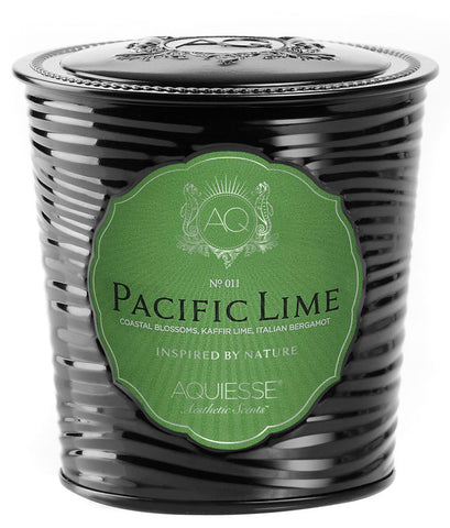 Luxe Tin Candle - Pacific Lime
