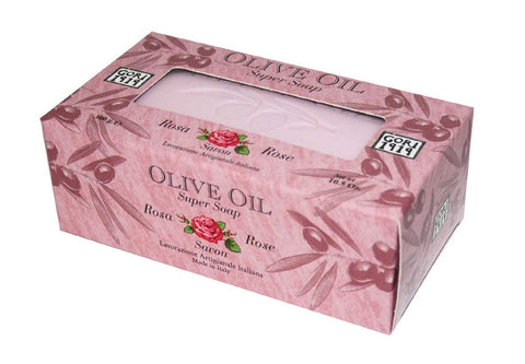 Olive Oil Soap - Rose
