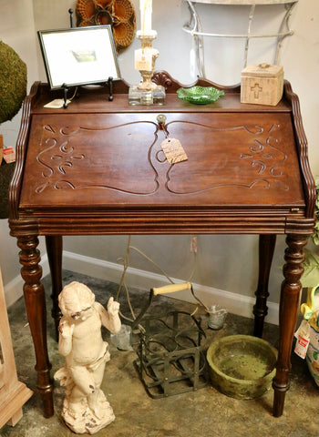 Small Drop Writing Desk