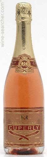 Champagne Cuperly Rose Brut