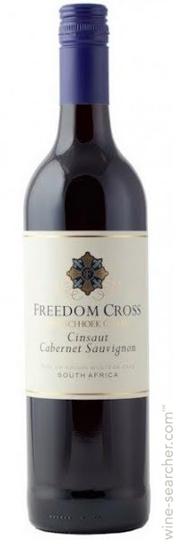 Freedom Cross Cinsault Cabernet
