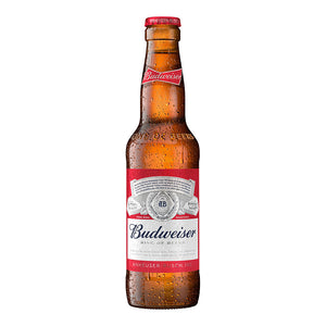 Budweiser 330ml Bottles