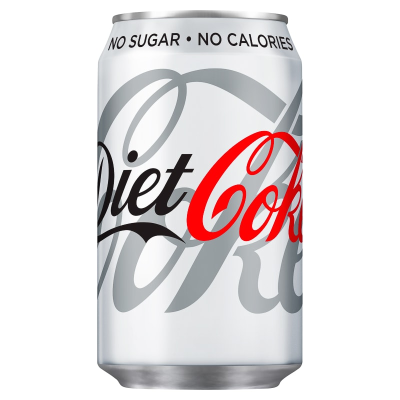 Diet Coke Can (Case 24)