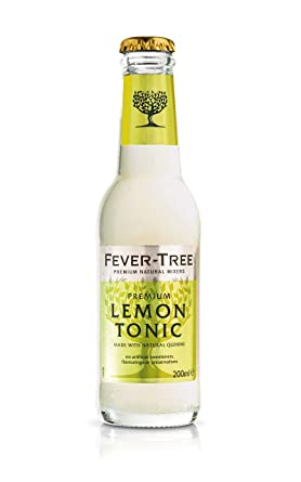 Fever Tree Light Lemon Tonic 200ml (Case 24)