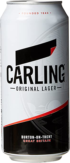 Carling Cans 500ml (Case 24)