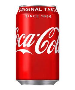 Coca Cola 330ml (Case 24)