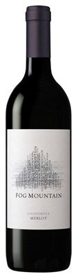 Fog Mountain California Merlot