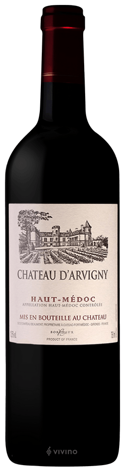 Chateau D'Arvigny Haut Medoc