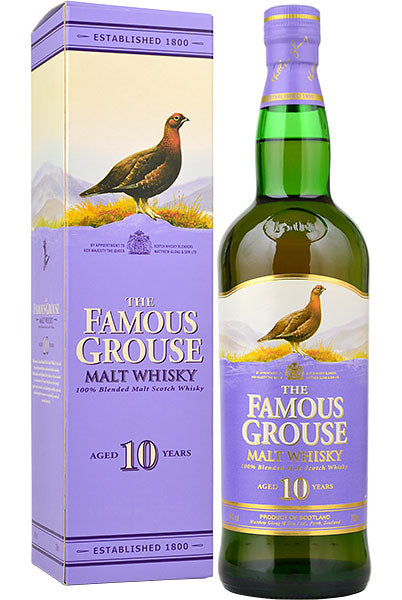 Grouse 10YO Malt
