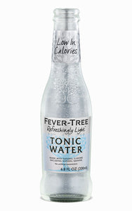Fever Tree Light Tonic 200ml (Case 24)