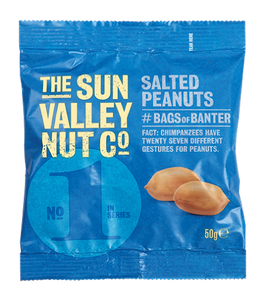 Sun Valley Salted Peanuts 50G