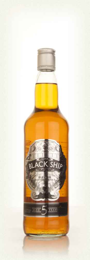 Black Ship 5 YO Whisky