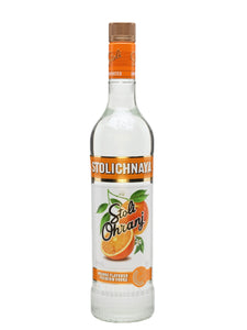 Stolichnaya Orange