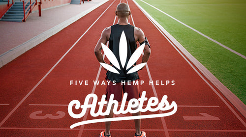 5 Ways Hemp Helps Athletes
