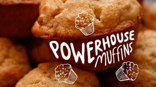 Powerhouse Muffins