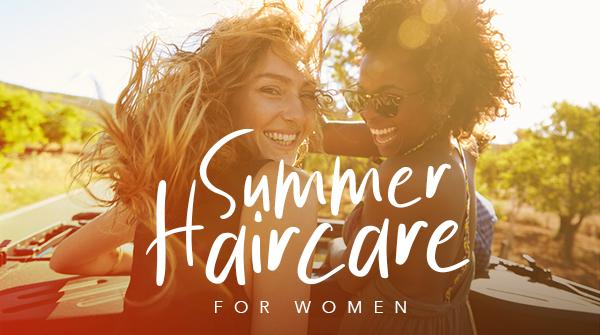 Summer Hair Care for Women
