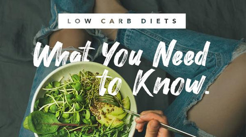 The Lowdown on Low Carb