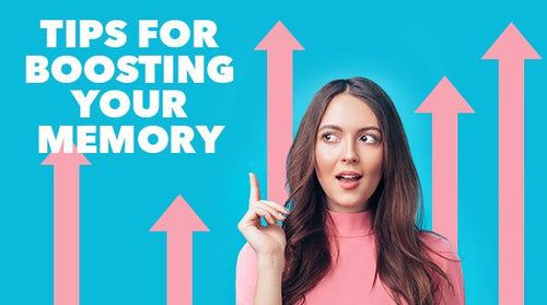 Tips for Boosting Your Memory