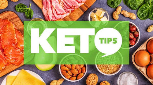 TIPS FOR KETO LIVING
