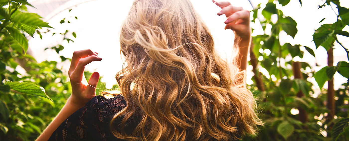 Five Tips for Healthy Hair article banner