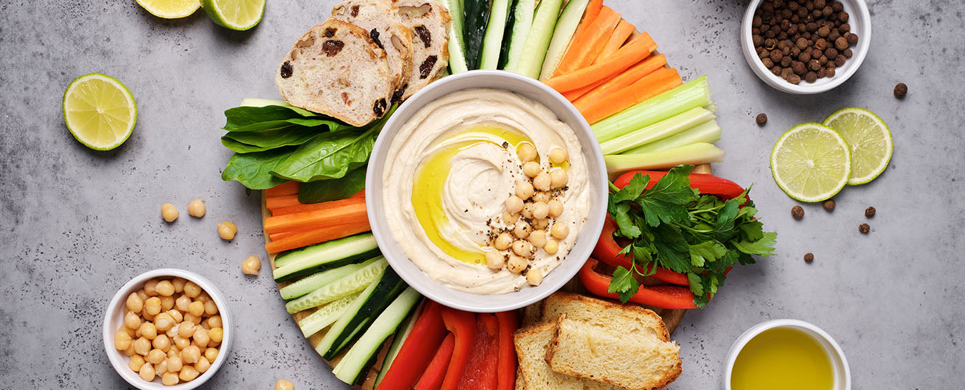 Is Hummus Helpful for Weight Loss? article banner