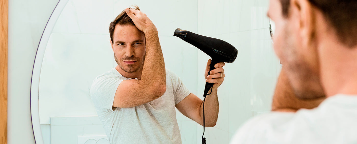 5 Tips for Men Who Care About Their Hair banner