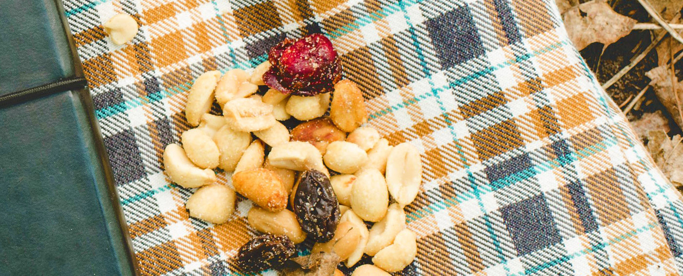 Top 10 Snacks for Hikers article banner