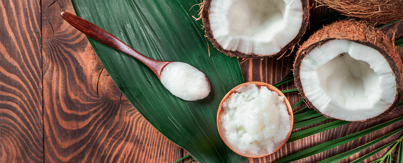 A Cook's Guide to Coconut Oil article banner