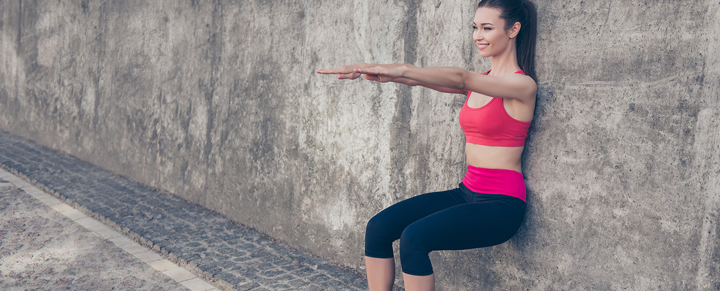 5 Exercises to Strengthen Knees article banner