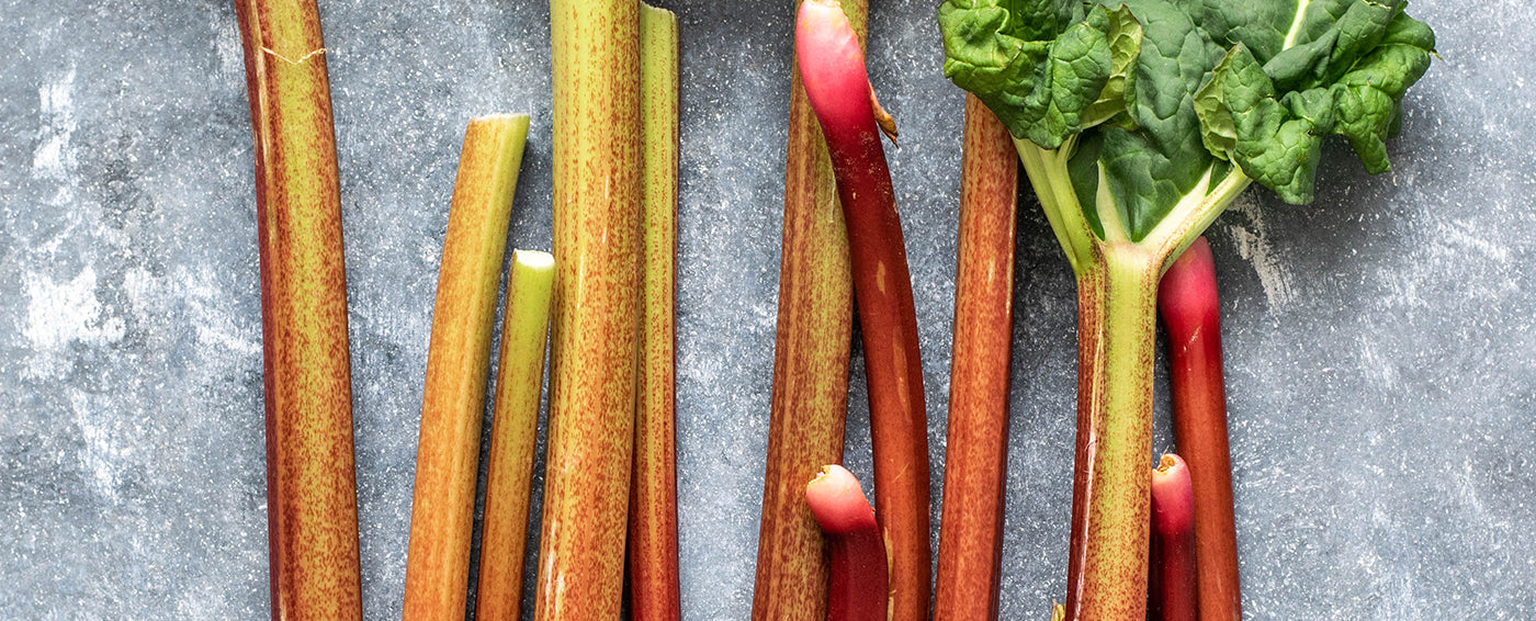 Rhubarb: Spring Refresher article banner