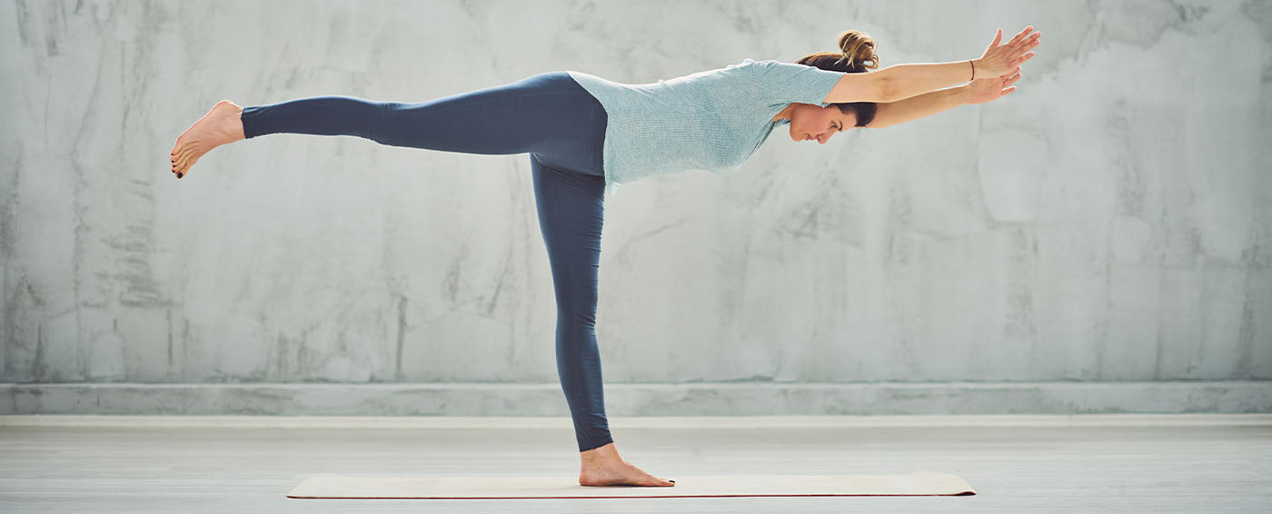 Top 10 Yoga Poses for Balance article banner