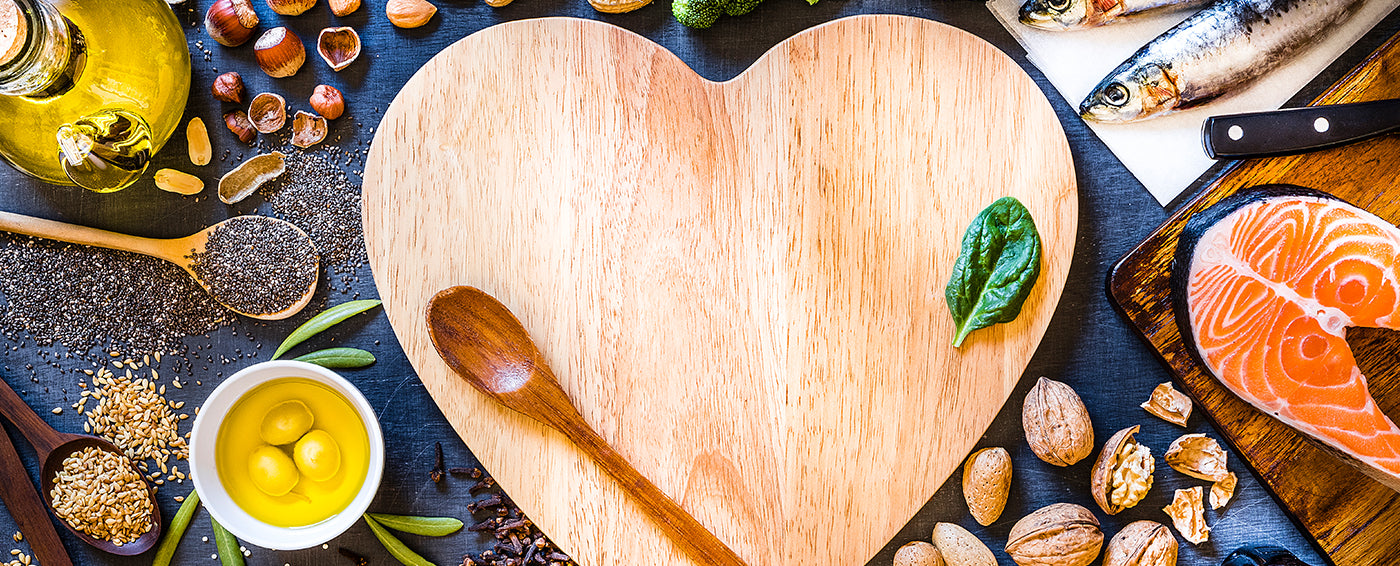 3 Recipes for Heart Health article banner