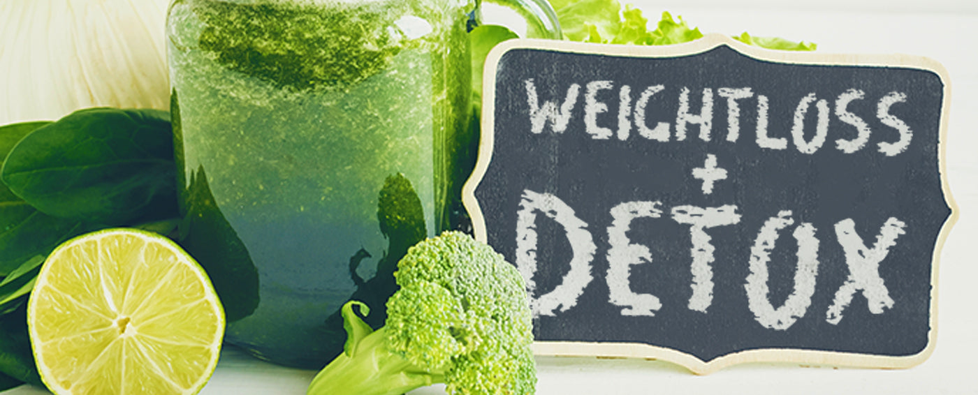 Detoxing for Weight Loss article banner